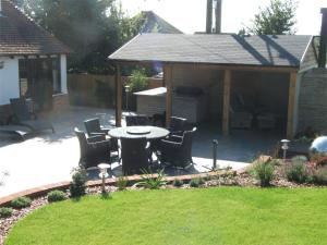 Outdoor Cooking and Hosting